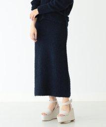 BEAMS OUTLET/Demi-Luxe BEAMS / カールヤーン ニットスカート/501501352