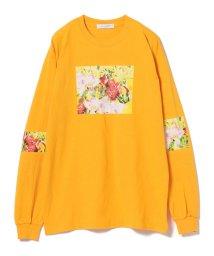 Ray BEAMS/Available Today × Ray BEAMS / 別注 MOOD ロングスリーブTシャツ/501521761