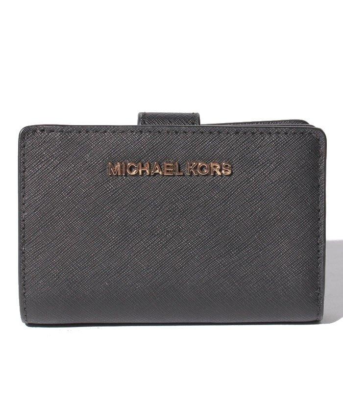 online store 25222 5b4c0 MICHAEL KORS OUTLET 二つ折り財布(501539502) | MICHAEL ...