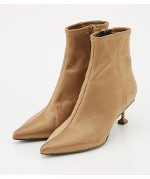 Rodeo Crowns/ポインテッド ショート ブーツ/501544856