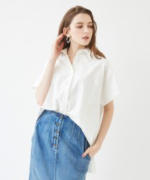 titivate/デザイン切替えオーバーサイズシャツ/501546785