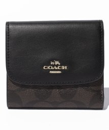COACH/三つ折り財布(小銭入れ付) F87589/501547277