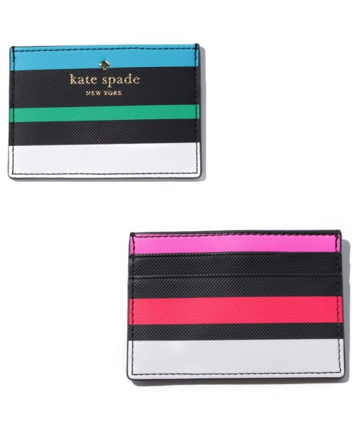 kate spade new york(ケイトスペードニューヨーク)/カードケース PWRU5739/PWRU5739