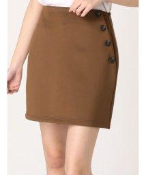 EMODA/デザインボタンスカート/501521595
