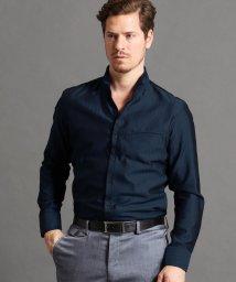 MONSIEUR NICOLE/スタンドカラーシャツ/501530399
