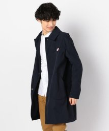 GLOSTER/【DANTON/ダントン】 DOUBLE CLOTH BAL COLLAR COAT JD-8916PDF/501541112