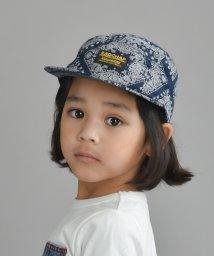 RADCHAP/バンダナ柄プリントキャップ/501547013
