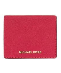 MICHAEL MICHAEL KORS/二つ折り財布(小銭入れ無) 32T4GTVF2L/501548672