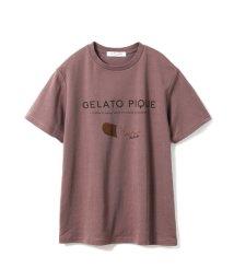 GELATO PIQUE HOMME/【GELATOPIQUEHOMME】ビスケットTシャツ/501549131