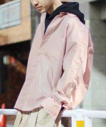 JOURNAL STANDARD/【Begin6月号掲載】タイプライターBIGシャツ/501550260