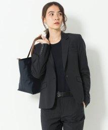 NIJYUSANKU/【セットアップ対応】2WAY トロピカルウール 1釦 テーラードジャケット/501550275