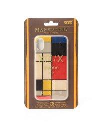bPr BEAMS/Man&Wood / iPhoneXS・X ケース/501286641