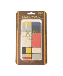 bPr BEAMS/Man&Wood / iPhoneXR ケース/501286642