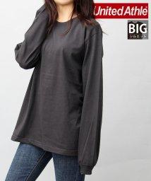AMS SELECT/【UnitedAthle】5.6オンスロングレングスTシャツ/袖リブ/ロンT/501551433