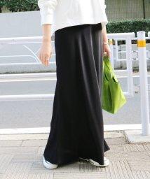 SLOBE IENA/《追加予約》ピーチサテンマーメイドスカート◆/501551921