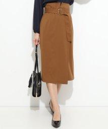ViS/【TVドラマ着用】【ドラマ着用】ハイウエストIラインスカート/501552282