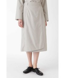 HUMAN WOMAN/◆ピンドットジャガードラップ風スカート/501443021