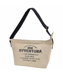 RUNNER/AVVENTURA ヴィンテージロゴ キャンバス ショルダートート スモール/501532866