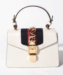 GUCCI/2WAYハンドバッグ / SYLVIE 【M.WH/BRB/M.W. H.R.MA】/501546013