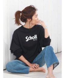 Ungrid/Schott別注ロングスリーブTee/501548353