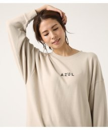 AZUL by moussy/AZUL SWEAT TUNIC/501550568