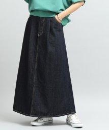 ViS/【泉里香さん着用】【Lee×ViS】デニムマキシスカート/501552760