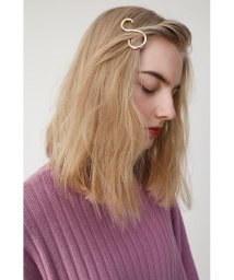 moussy/METAL CURVE ヘアピン/501552667