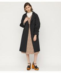 SLY/NYLON OVER TRENCH COAT/501552681