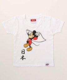 "RoyalFlash/TEG TEG/テグテグ/MICKY MOUSE ""日本"" Tシャツ/501552883"