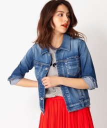 en recre/【YANUK/BASIC Jean Jacket EMILY】デニムジャケット/501549907