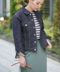 URBAN RESEARCH ROSSO/TANAKA One Two Three Jean Jacket/501553026