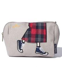 Laplace box/mis zapatos ロングスカートポーチ/501546129