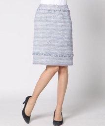 Viaggio Blu/【セットアップ対応商品】【ニーズ対応】ボーダーミックスファンシースカート/501553080