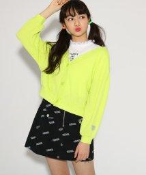 PINK-latte/ショートカーデ+Tシャツ セット/501554776