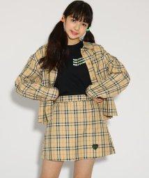 PINK-latte/★ニコラ掲載★シャツ セットアップ/501554777