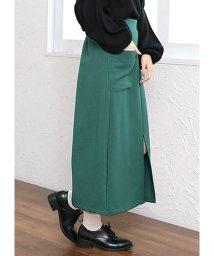 HAPPY EXP/ジャージツイルポケット付スカート/501555026
