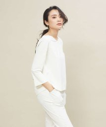 qualite/2WAYストレッチタックシャツ【予約】/501555056
