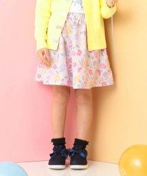anyFAM(KIDS)/【KIDS】リーバーシブル ポリエステルシレー スカート/501555467