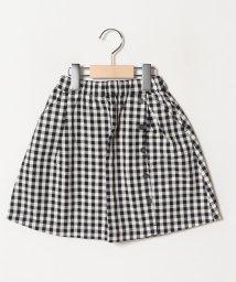 petit main/フロント釦スカート/501547036
