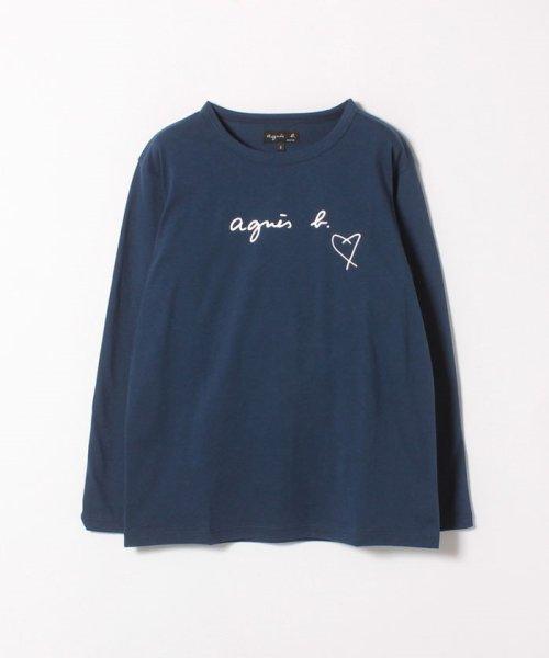agnes b. FEMME(アニエスベー ファム)/【WEB限定】SBX4 TS Tシャツ/0330SBX4E19