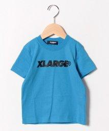 XLARGE KIDS/ロゴハンソデTシャツ/501549239