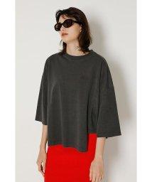 moussy/SW GARMENT DYE Tシャツ/501555677