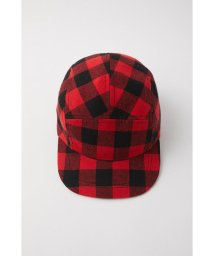 moussy/SW BUFFALO CHECK キャップ/501555682