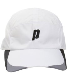 PRINCE/プリンス/PH593 JUSTFIT CAP 202  WHT/BLK/501557389