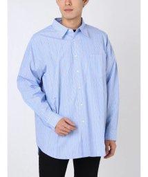 COTORICA./ストライプBIGシャツ/501530609