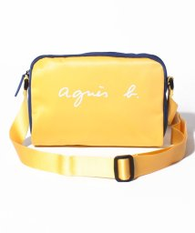 agnes b. Voyage/MP01A-02 ロゴサコッシュ/501547220