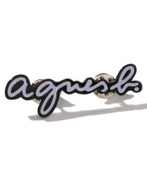 agnes b. FEMME/KC50 PIN ロゴピンバッジ/501548072