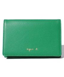 agnes b. Voyage/AW11C-08 カードケース/501550867