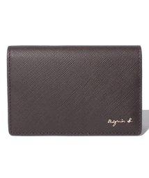 agnes b. VOYAGE/MH18-06 カードケース/501552180