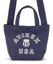 AVIREX/ヴァーシティ ミニトートバッグ/VARSITY MINI TOTE/501557852